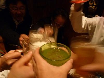 渋谷デザインオフィス忘年会