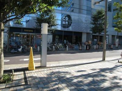 中目黒GTタワー隣のTSUTAYA
