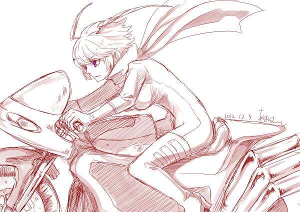 バイクじうむちゃん1