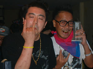 YOU THE ROCK★&千葉君