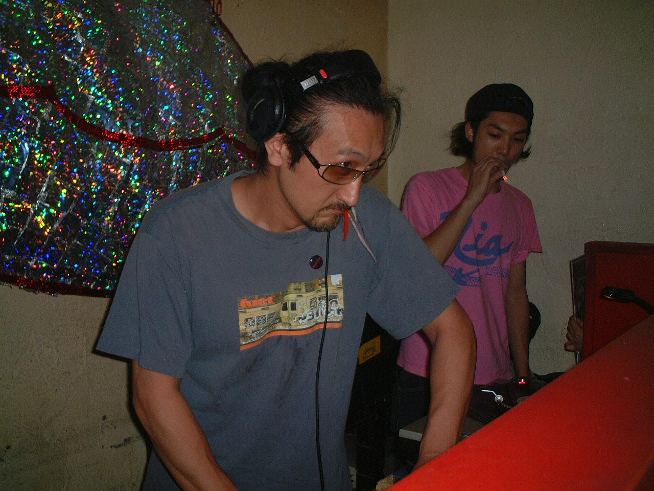 """DJ SADOI """"BREAK LOG"""" オースク..."""