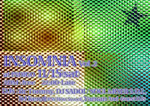 INSOMNIA vol.2