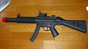 東京マルイ MP5SD5