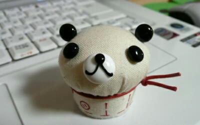 パンダでした~
