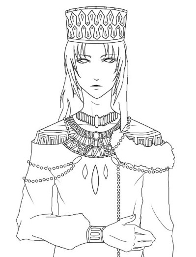 異国の王子のような凛々しさで