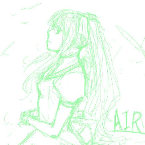 観鈴 -AIR-
