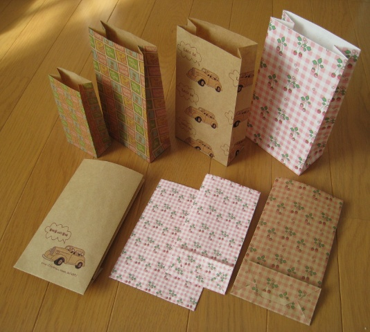 簡単 折り紙 紙袋 折り方 : 405banchi.blog.shinobi.jp
