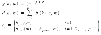 walsh basis function