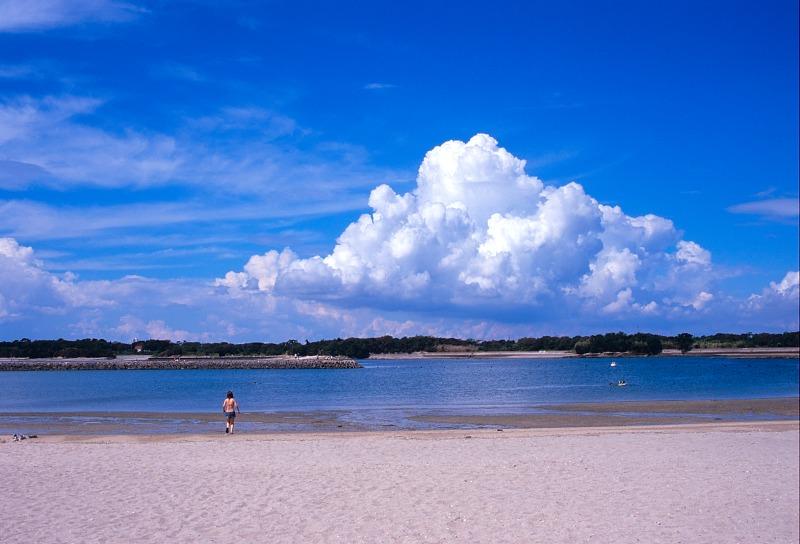夏の佐久島
