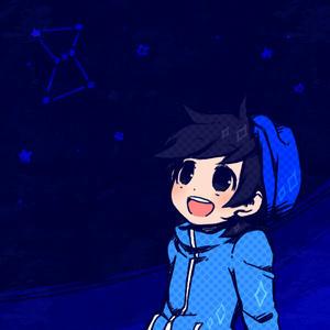 満天の星空とは