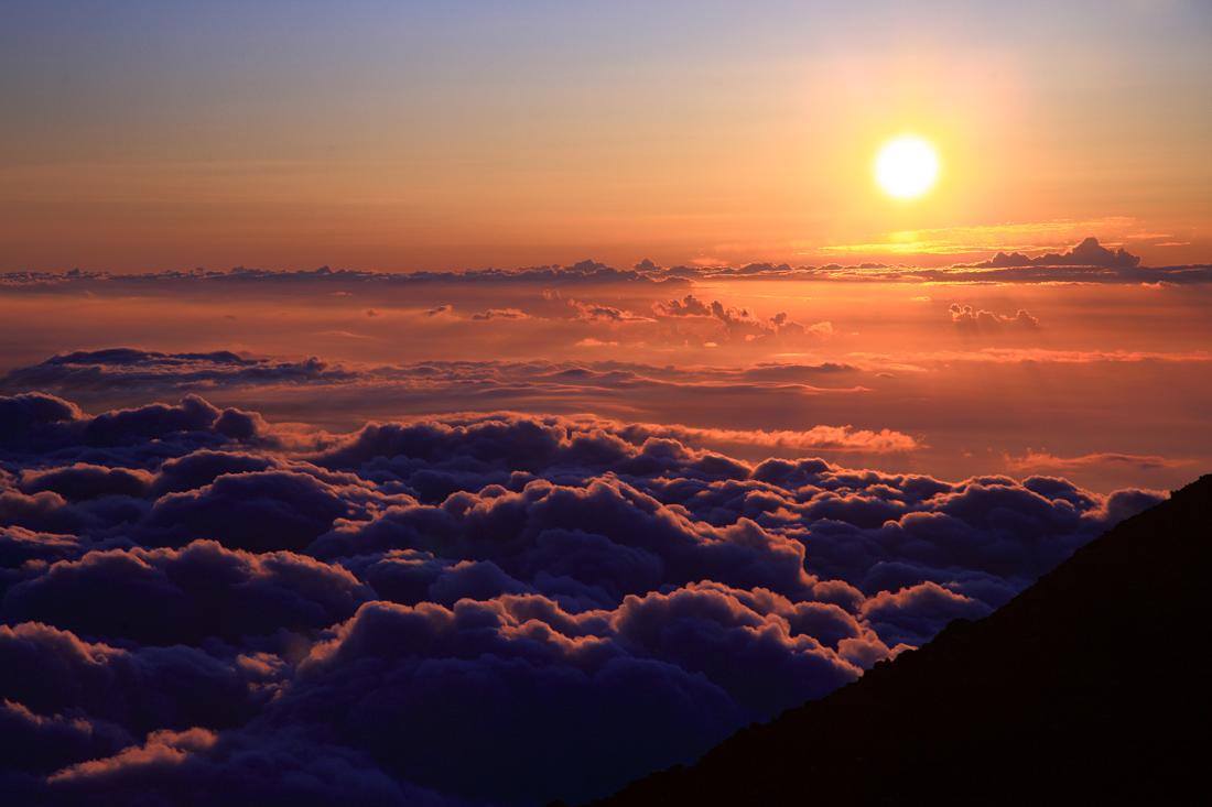 カレンダー 6ヶ月カレンダー : 写真館 -密厳堂- 富士登山 ...