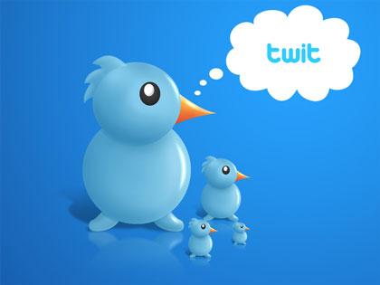TwitterバードPSDファイル