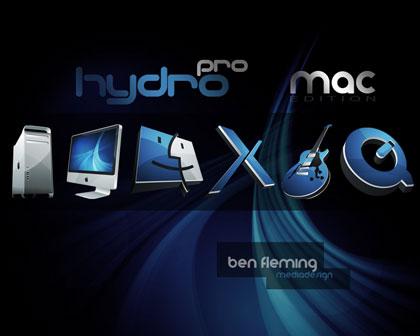 Mac関連アイコン