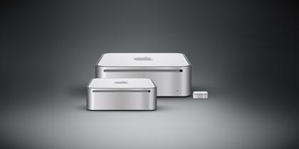 Mac Miniの無料アイコン