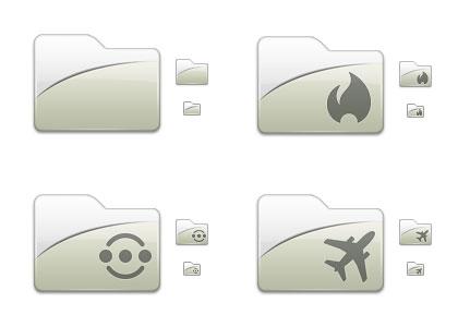 Mac OS アイコン
