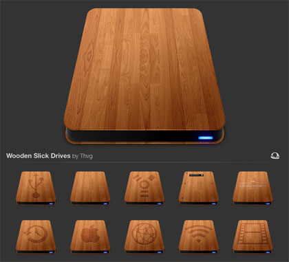 Macハードディスクドライブ