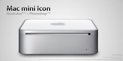 Mac mini アイコン