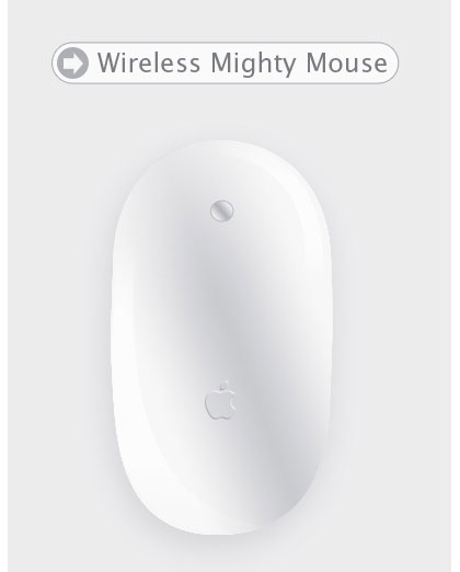Macワイヤレスマウス