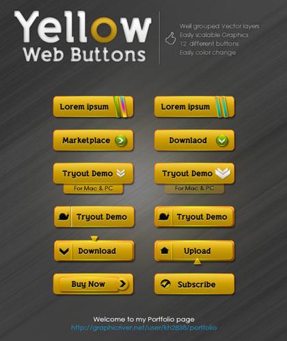 無料Webボタン