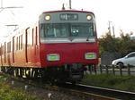 名鉄尾西線の電車