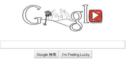 Googleジョン・レノン誕生日