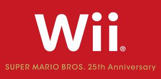 スーパーマリオ25周年Wii本体セット