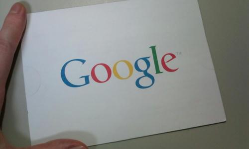 Googleより