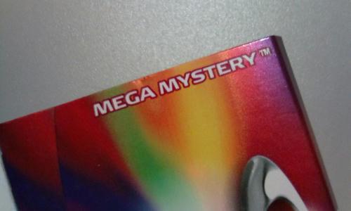 MEGA MYSTERY