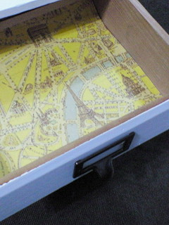 old map paris