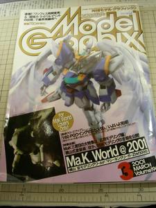 Model Graphix 2001 march