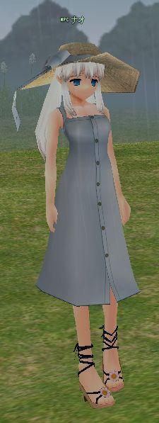 それなんて白いドレス?