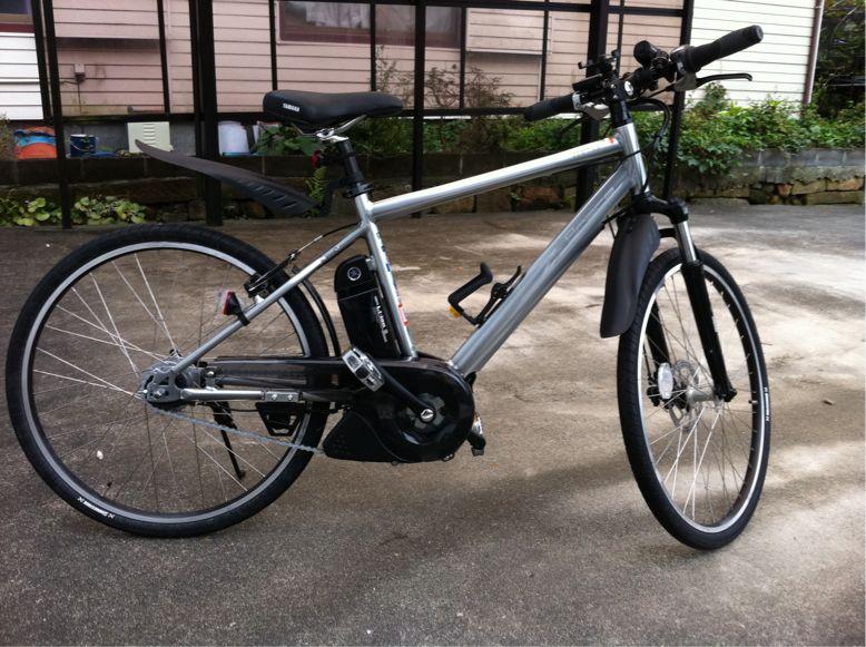 電動アシスト自転車 Yamaha Pas ...