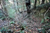 自然地形の侵食谷