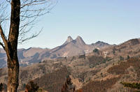 上武国境の二子山