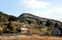 「青山城」(埼玉県比企郡小川町)