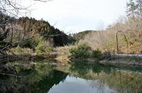 物見山南麓のため池
