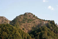 古御嶽城遠景
