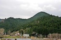 りゅうがい山と岡部屋敷