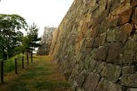 二本松城本丸石垣