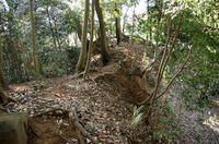 熊野神社の遺構