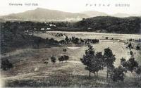 昭和初期の軽井沢ゴルフ場