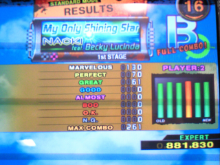 My Only Shining Star [EXPERT] フルコンボ