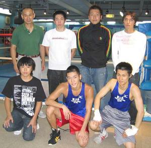 会長と選手達画像2