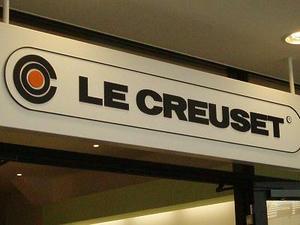 LE CREUSETのお店