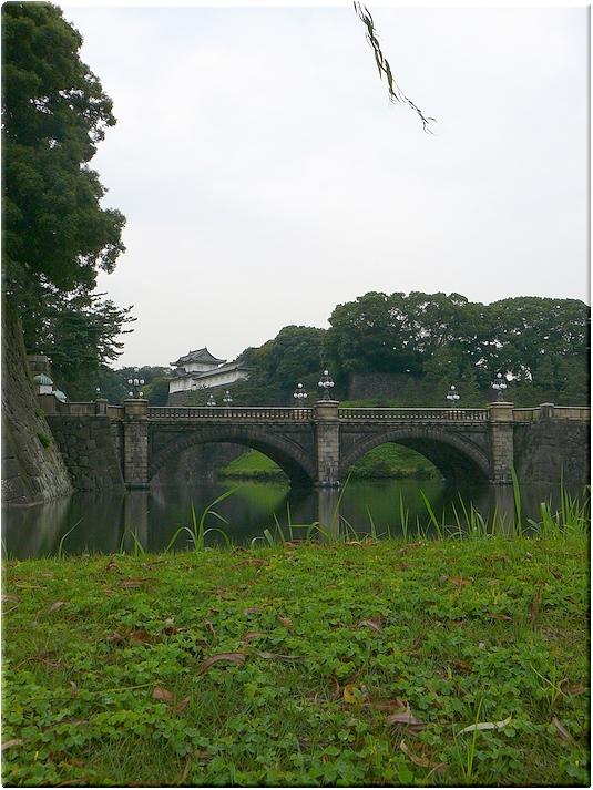 二重橋&伏見櫓