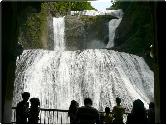 従来の観瀑台