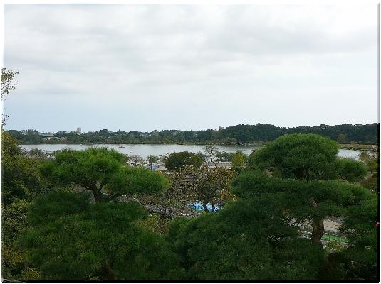 千波公園・千波湖