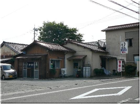 北野食堂(白山市)