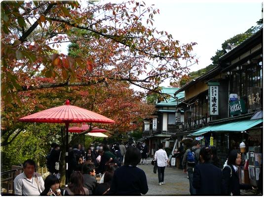 茶店通り(江戸町通り)