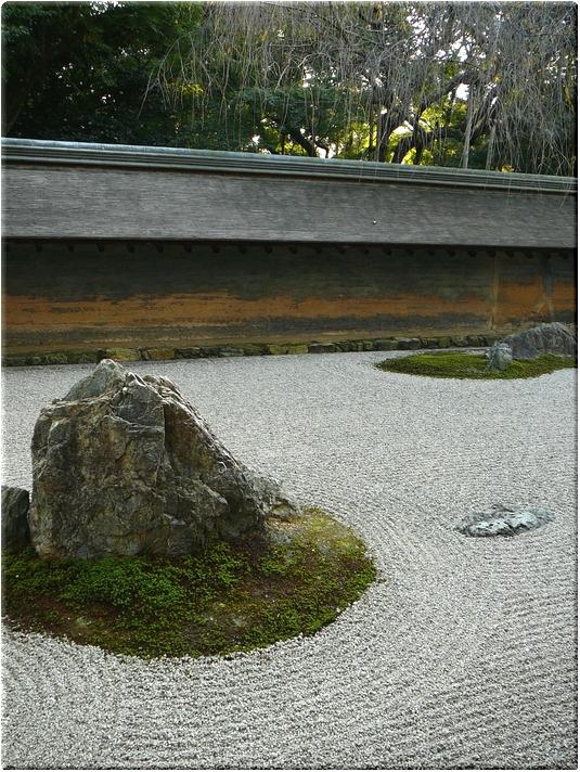 龍安寺・石庭